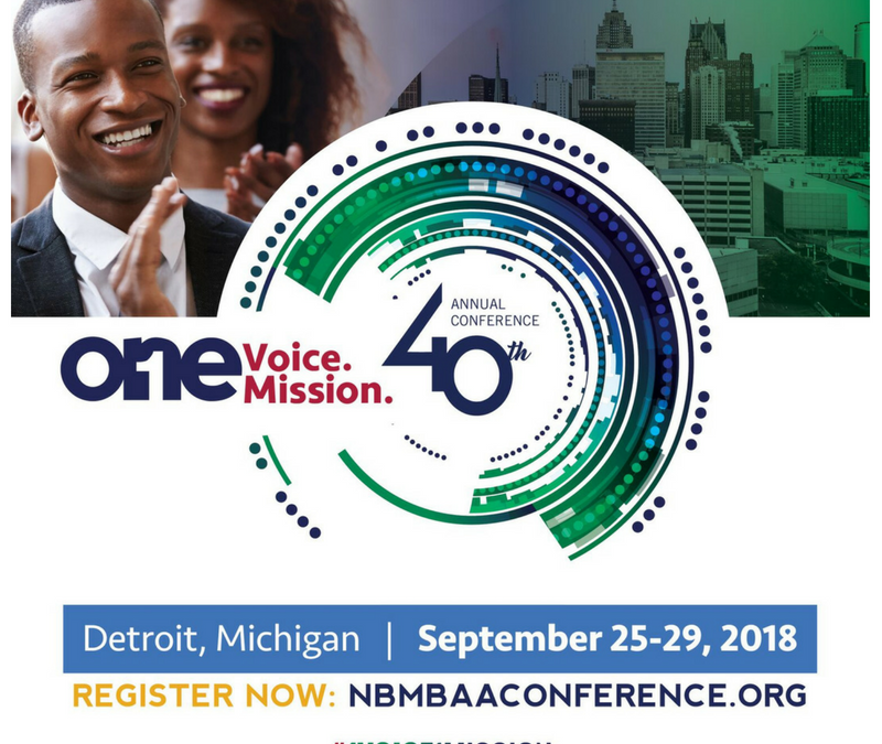 NBMBAA's 40th Annual Conference & Exposition