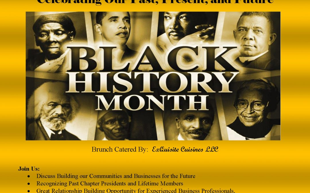 Central Florida NBMBAA Chapter – Celebrates Black History Month!